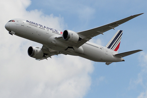 Air France Introduces a New Paris – Nairobi Service