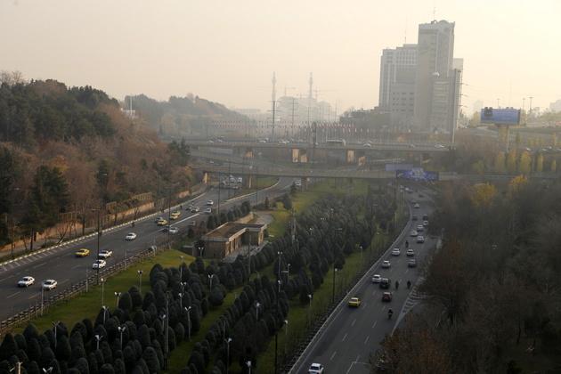 اوج آلودگی هوا تا روز جمعه است