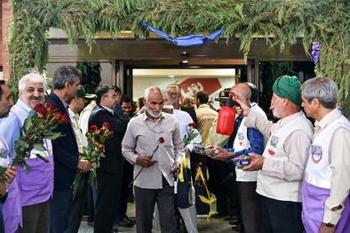 پایان عملیات رفت پروازهای حج تمتع در فرودگاه بیرجند