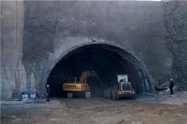 اتمام حفاری تونل کبیرکوه تا پایان سال