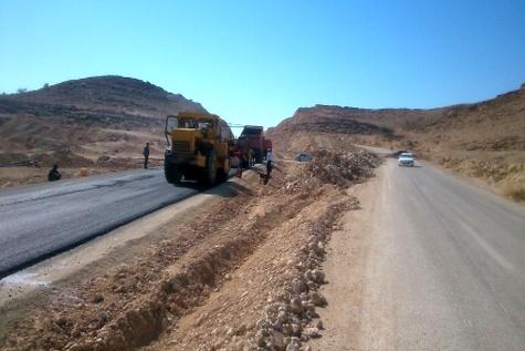 افتتاح و بهره برداری از راههای روستایی در خراسان رضوی