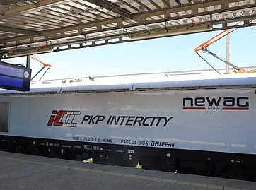 Newag signs inter-city locomotive contract