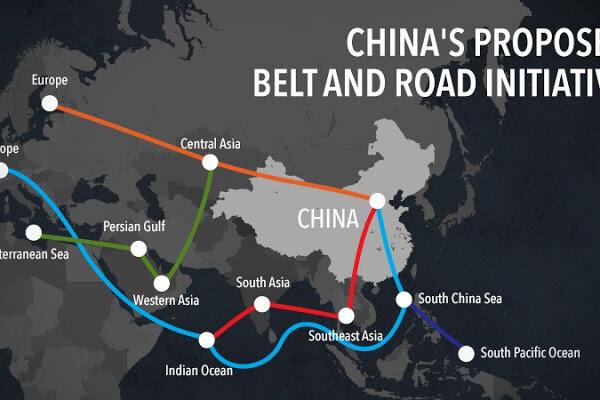 سرمایهگذاری چین در جاده ابریشم جدید از ۱۳۰ میلیارد دلار گذشت