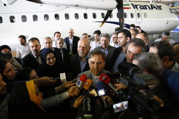 ورود 5 میلیون یورو قطعه هواپیما با هواپیماهای ATR
