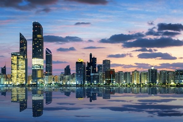 COSCO Abu Dhabi Terminal Rejuvenated by Crane Arrival