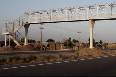 ساخت پنج پل عابر پیاده راههای استان قم فراخوان سرمایهگذار شد