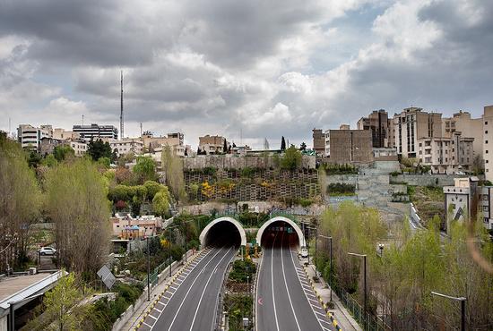 تصاویر| خیابانهای تهران خالی شد