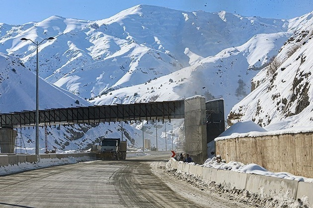 دستور رئیس جمهور برای استفاده آزمایشی از آزادراه تهران-شمال