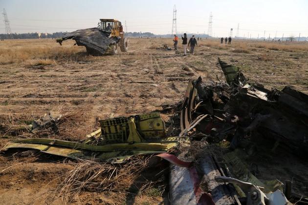 آمریکا برای مشارکت در تحقیقات سقوط هواپیما اعلام آمادگی کرد