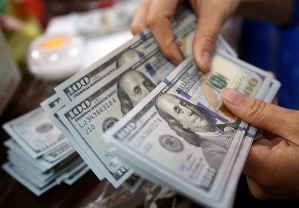 قیمت امروز ارز در صرافی بانکی
