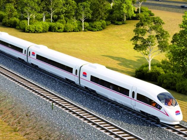 NSW to study regional high speed rail options