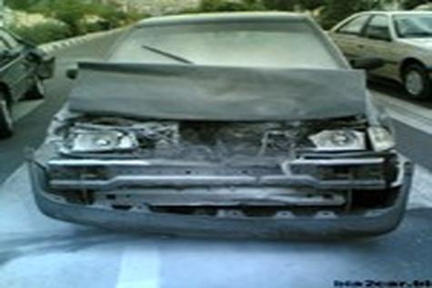 سانحه رانندگی در محور غربی بجنورد دو کشته و شش زخمی برجای گذاشت
