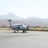انجام موفق عملیات وارسی پروازی در فرودگاه تبریز