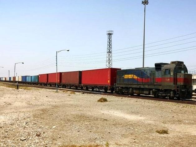 افزایش ۵۳ درصدی تناژ تخلیه شده ادارهکل راهآهن منطقه شمالغرب
