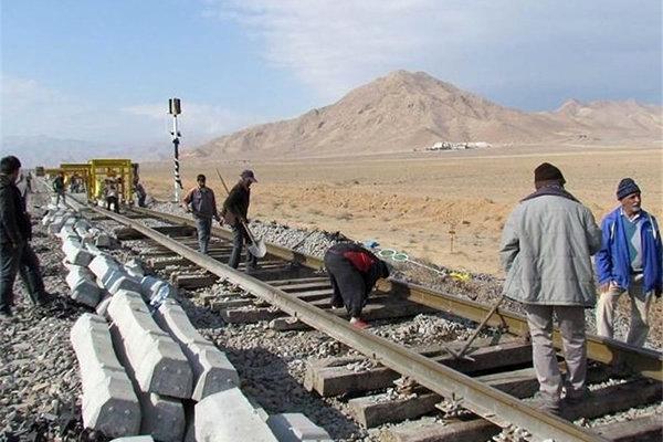 راهآهن میانه سال آینده به باسمنج میرسد