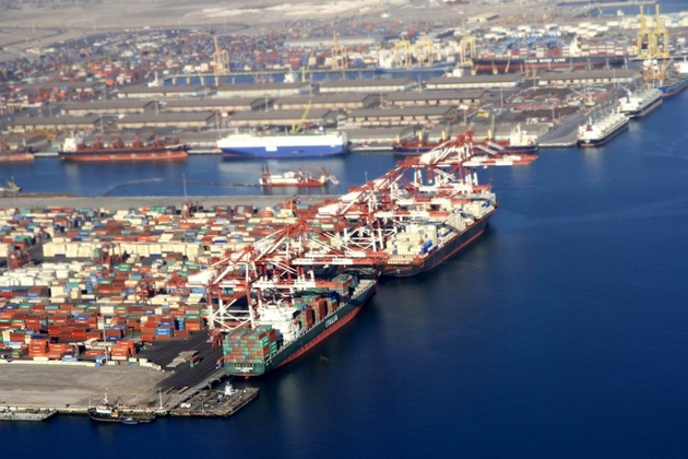 افزایش تردد کشتیها بین دو کشور با بازگشایی مسیر جدید دریایی