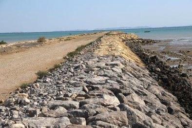 احداث اسکلهها و راه دسترسی بندرگاه خمیر طبق ضوابط زیست محیطی