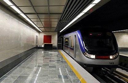 احداث ایستگاه مترو در کوی دانشگاه تهران