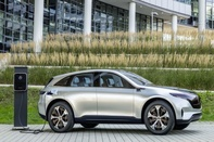 Electric SUVs, Tesla Model 3 in Canada, and electric Mercedes-Benz vans: Today's Car News