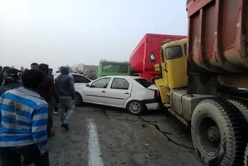 جلوگیری از ارائه آمارهای غیرکارشناسی درباره حوادث و تلفات  رانندگی