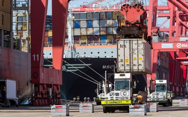 Grant supports zero-emissions future at port of Long Beach