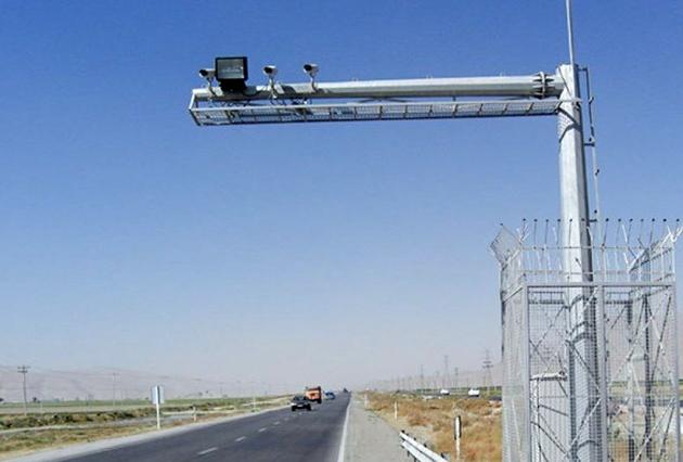 افزایش نظارت و ایمنی در راههای گلستان با نصب ۲۲ دوربین