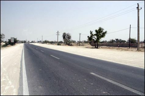 آغاز شانهسازی راههای روستایی شهرستان میناب در هرمزگان