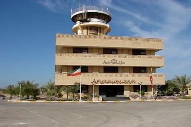 رشد پروازهای فرودگاه بوشهر در بهار 98