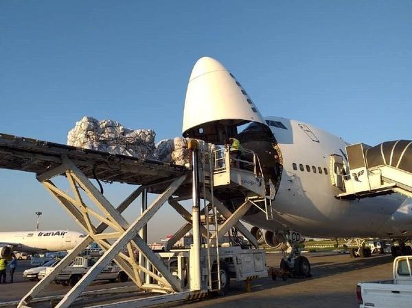 ارسال بزرگترین محموله  هوایی کمک به مناطق سیلزده خوزستان