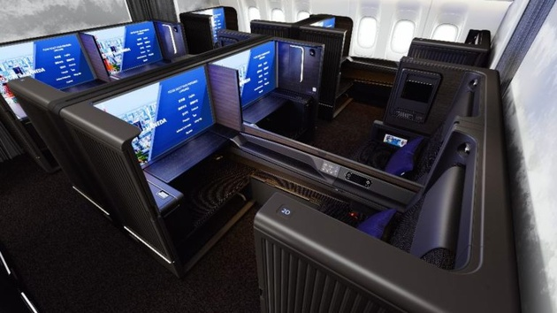 ANA Launches Luxury Cabins