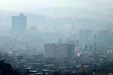مراجعه بیش از ۲۰۰۰ بیمار به اورژانس به دلیل آلودگی هوا