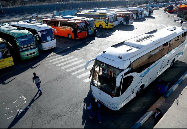 جابهجایی ۵۰۰هزار مسافر استان با ۶۴ هزار دستگاه خودروی عمومی