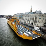 Sweden Unveils Its Largest Hybrid Car Ferry