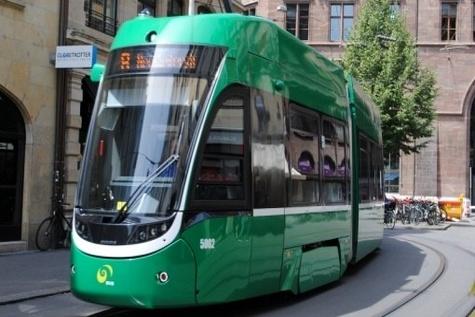 Emergency traction tram batteries