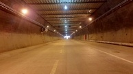 تونل البرز بزرگترین تونل جادهای خاورمیانه به طول ۶.۵ کیلومتر