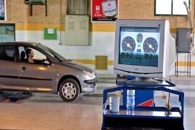 عدم دریافت معاینه فنی ۱۰۰۰ دستگاه خودرو در مهاباد