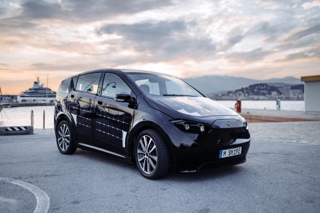 German Startup Sono Motors Begins Testing Solar, Battery-Powered Electric Car