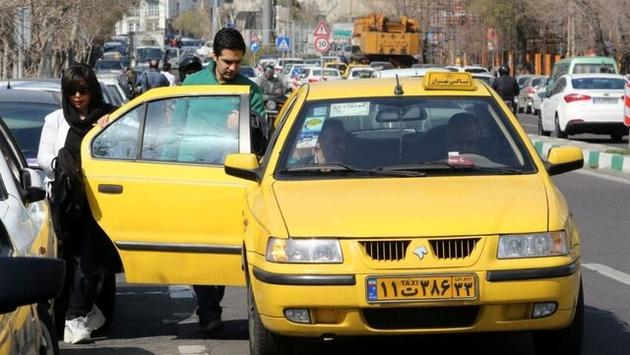 زیان افزایش قیمت خودرو به ناوگان تاکسیرانی