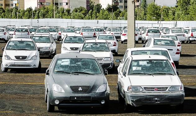 پیشنهاد تکبعدی برای بازار خودرو