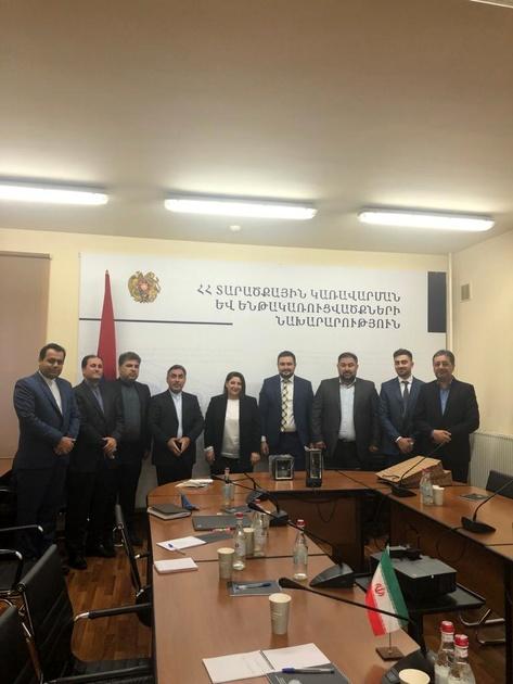 Iran's Participation to Complete Tatev Road in Armenia