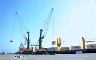 بندر چابهار بندری بدون محدودیت در پذیرش کالا و سایز کشتی ها