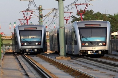 حفاری ادامه مسیر خط سوم قطارشهری مشهد آغاز شد
