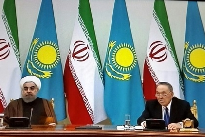 ◄ گزارش تصویری امضای موافقتنامه کشتیرانی تجاری ایران و قزاقستان