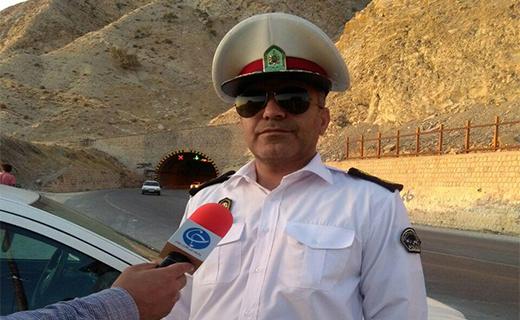 خواب آلودگی عامل اصلی حوادث در جاده های استان ایلام