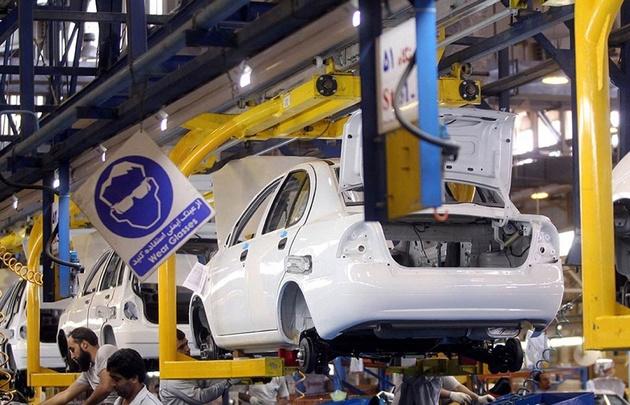 پایان تولید خودروهای دارای کسری قطعات در سایپا