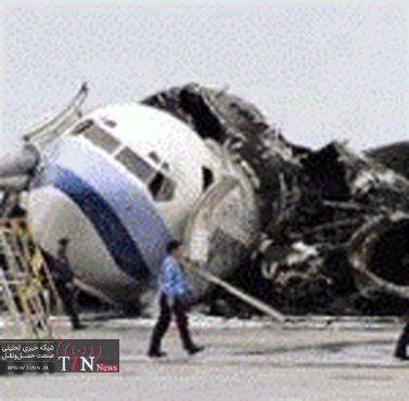 ۴ کشته بر اثر سقوط هواپیمای باری در کنیا