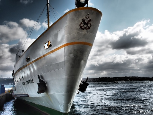 The efficiency of new ships is falling, study finds
