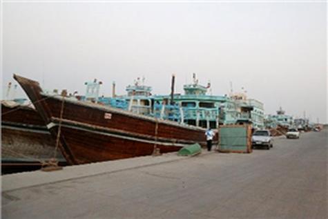 صادرات کالا در بندر جاسک افزایش یافت