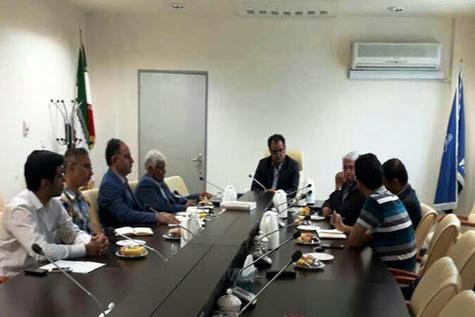 بندر شهید باهنر میزبان مدیران یک خط کشتیرانی اروپایی