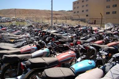 تمدید ترخیص موتورسیکلتهای رسوبی